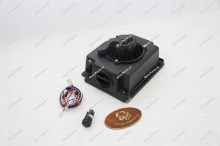 Отопитель нового образца с мотором Bosch (печка на ниву)