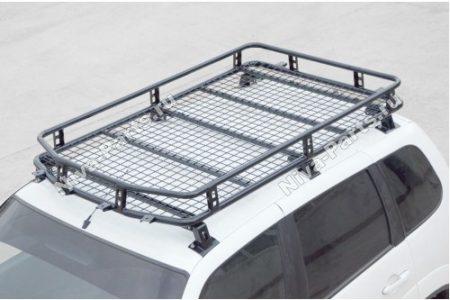 Экспедиционный багажник с сеткой Chevrolet Niva