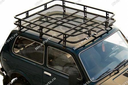 Багажник экспедиционный с сеткой 2131