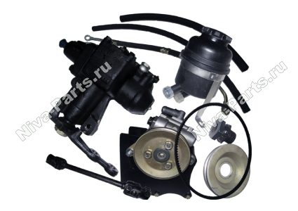 Гидроусилитель руля Lada4x4 карбюратор