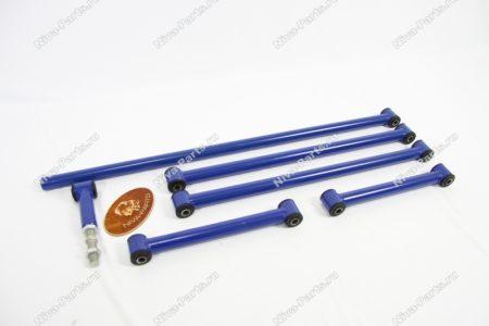 Штанги Нива усиленные Sport  цвет:синий