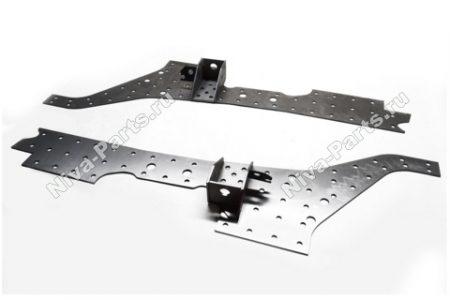 Усилители лонжеронов с кронштейном амортизатора Lada4x4пер.21213