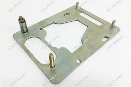 Пластина переходная для установки ЭУР на Lada 4×4