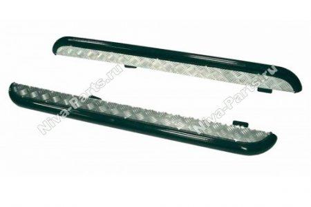 Пороги с алюминиевым листом, УАЗ 469