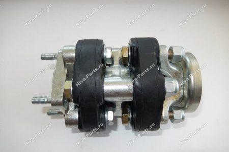Промежуточный карданный вал на эластичных муфтах Lada4x4