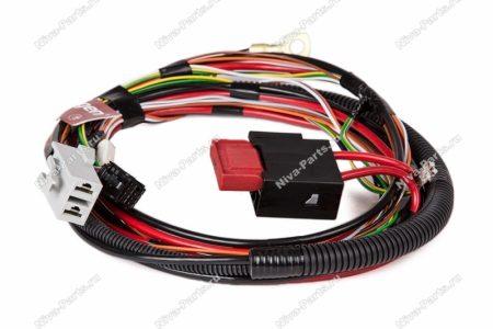 Проводка для подключения ЭУР Lada4x4