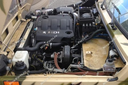 Дизельный двигатель 2.0TD (Peugeot)