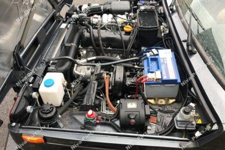 Комплект для подключения второго аккумулятора Lada4x4