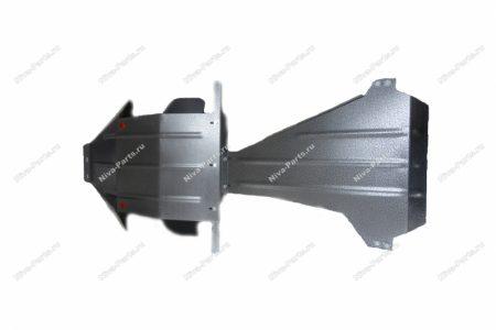 Защита днища Lada4x4 2мм